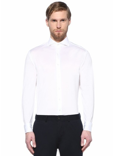 Lardini Gömlek Beyaz